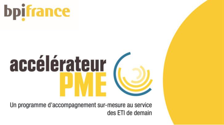 Membre du programme d'accompagnement BPI France